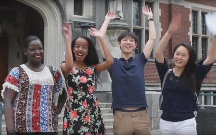 Orientation Leaders Welcome